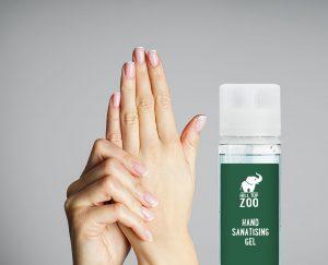 Personalised Hand Sanitiser